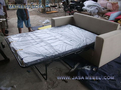 mattras sofa